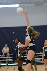 Oswego East Girls Volleyball Vs Waubonsie Valley 2013 020