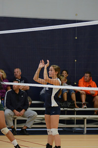 Oswego East Girls Volleyball Vs Waubonsie Valley 2013 088