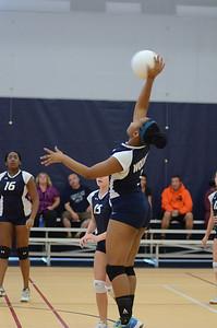 Oswego East Girls Volleyball Vs Waubonsie Valley 2013 043