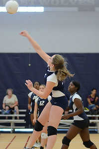 Oswego East Girls Volleyball Vs Waubonsie Valley 2013 015