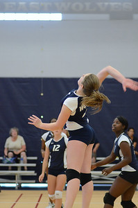 Oswego East Girls Volleyball Vs Waubonsie Valley 2013 014