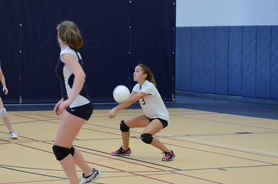 Oswego East Girls Volleyball Vs Waubonsie Valley 2013 064