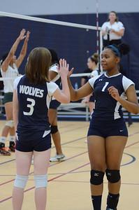 Oswego East Girls Volleyball Vs Waubonsie Valley 2013 059