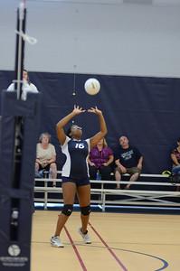 Oswego East Girls Volleyball Vs Waubonsie Valley 2013 041