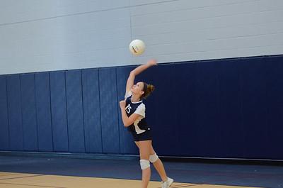 Oswego East Girls Volleyball Vs Waubonsie Valley 2013 074