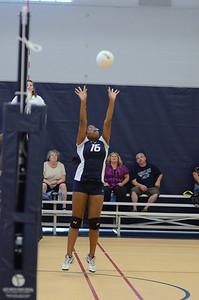 Oswego East Girls Volleyball Vs Waubonsie Valley 2013 042