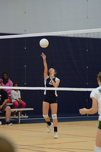 Oswego East Girls Volleyball Vs Waubonsie Valley 2013 091