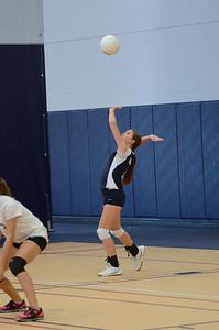 Oswego East Girls Volleyball Vs Waubonsie Valley 2013 110