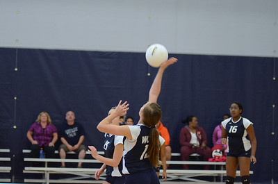 Oswego East Girls Volleyball Vs Waubonsie Valley 2013 054