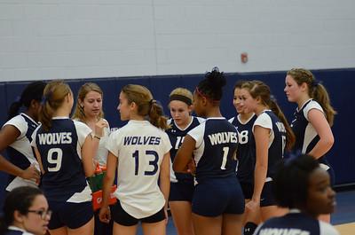 Oswego East Girls Volleyball Vs Bolingbrook 2013 289