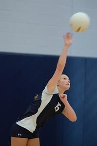Oswego East Girls Volleyball Vs Bolingbrook 2013 245