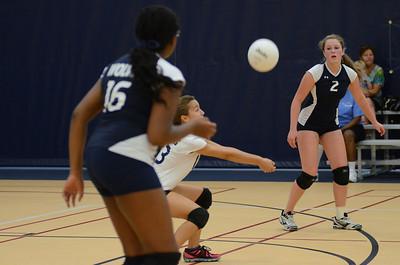 Oswego East Girls Volleyball Vs Bolingbrook 2013 295