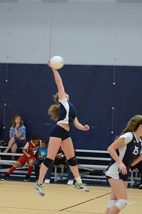 Oswego East Girls Volleyball Vs Bolingbrook 2013 238