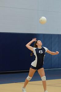 Oswego East Girls Volleyball Vs Bolingbrook 2013 285