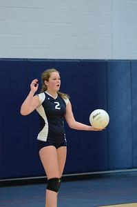 Oswego East Girls Volleyball Vs Bolingbrook 2013 207
