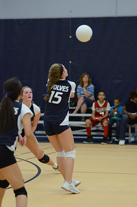 Oswego East Girls Volleyball Vs Bolingbrook 2013 265