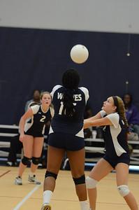 Oswego East Girls Volleyball Vs Bolingbrook 2013 374