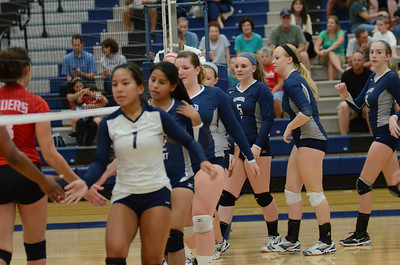 Oswego East Girls Volleyball Vs Bolingbrook 2013 162