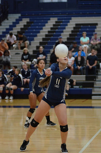 Oswego East Girls Volleyball Vs Bolingbrook 2013 028