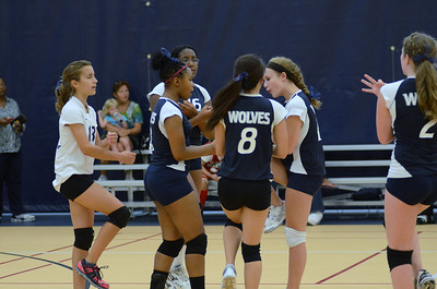 Oswego East Girls Volleyball Vs Bolingbrook 2013 205