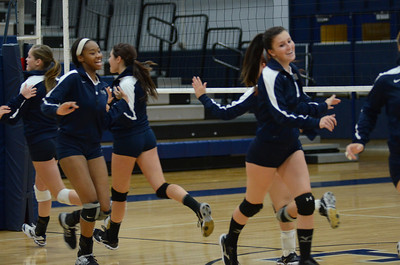 Oswego East Girls Volleyball Vs Bolingbrook 2013 196