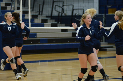 Oswego East Girls Volleyball Vs Bolingbrook 2013 186