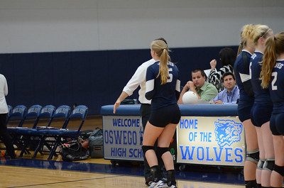 Oswego East Girls Volleyball Vs Bolingbrook 2013 385