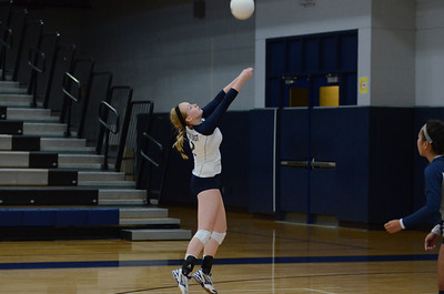 Oswego East Volleyball Vs Oswego 2013 064