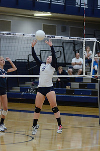Oswego East Volleyball Vs Oswego 2013 032