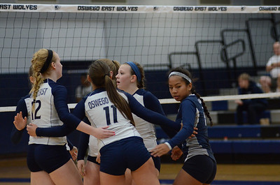 Oswego East Volleyball Vs Oswego 2013 036