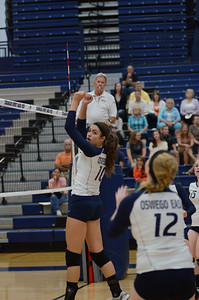 Oswego East Volleyball Vs Oswego 2013 015