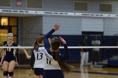 Oswego East Volleyball Vs Oswego 2013 025