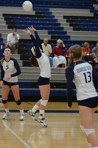 Oswego East Volleyball Vs Oswego 2013 080