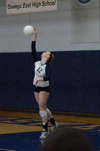 Oswego East Volleyball Vs Oswego 2013 076