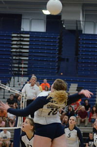 Oswego East Volleyball Vs Oswego 2013 130