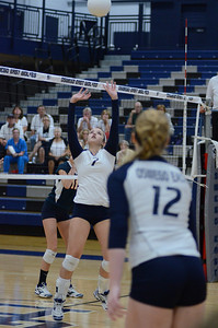 Oswego East Volleyball Vs Oswego 2013 050