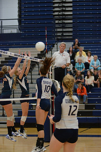 Oswego East Volleyball Vs Oswego 2013 010