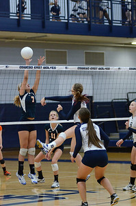 Oswego East Volleyball Vs Oswego 2013 022