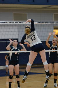 Oswego East Volleyball Vs Oswego 2013 033