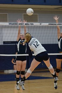 Oswego East Volleyball Vs Oswego 2013 034
