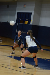 Oswego East Volleyball Vs Oswego 2013 071