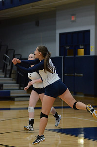 Oswego East Volleyball Vs Oswego 2013 069