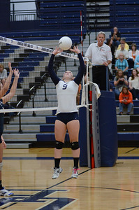Oswego East Volleyball Vs Oswego 2013 002