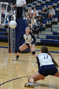 Oswego East Volleyball Vs Oswego 2013 029