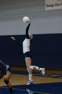 Oswego East Volleyball Vs Oswego 2013 058
