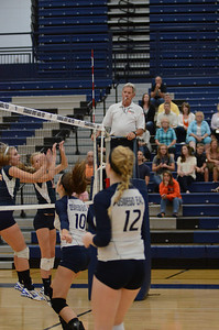Oswego East Volleyball Vs Oswego 2013 011