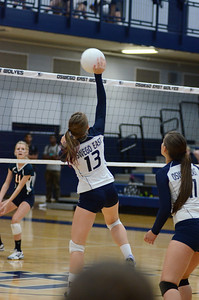 Oswego East Volleyball Vs Oswego 2013 048