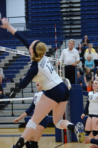 Oswego East Volleyball Vs Oswego 2013 017