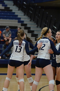 Oswego East Volleyball Vs Oswego 2013 074