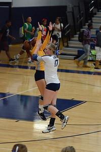 Oswego East Volleyball Vs Oswego 2013 541